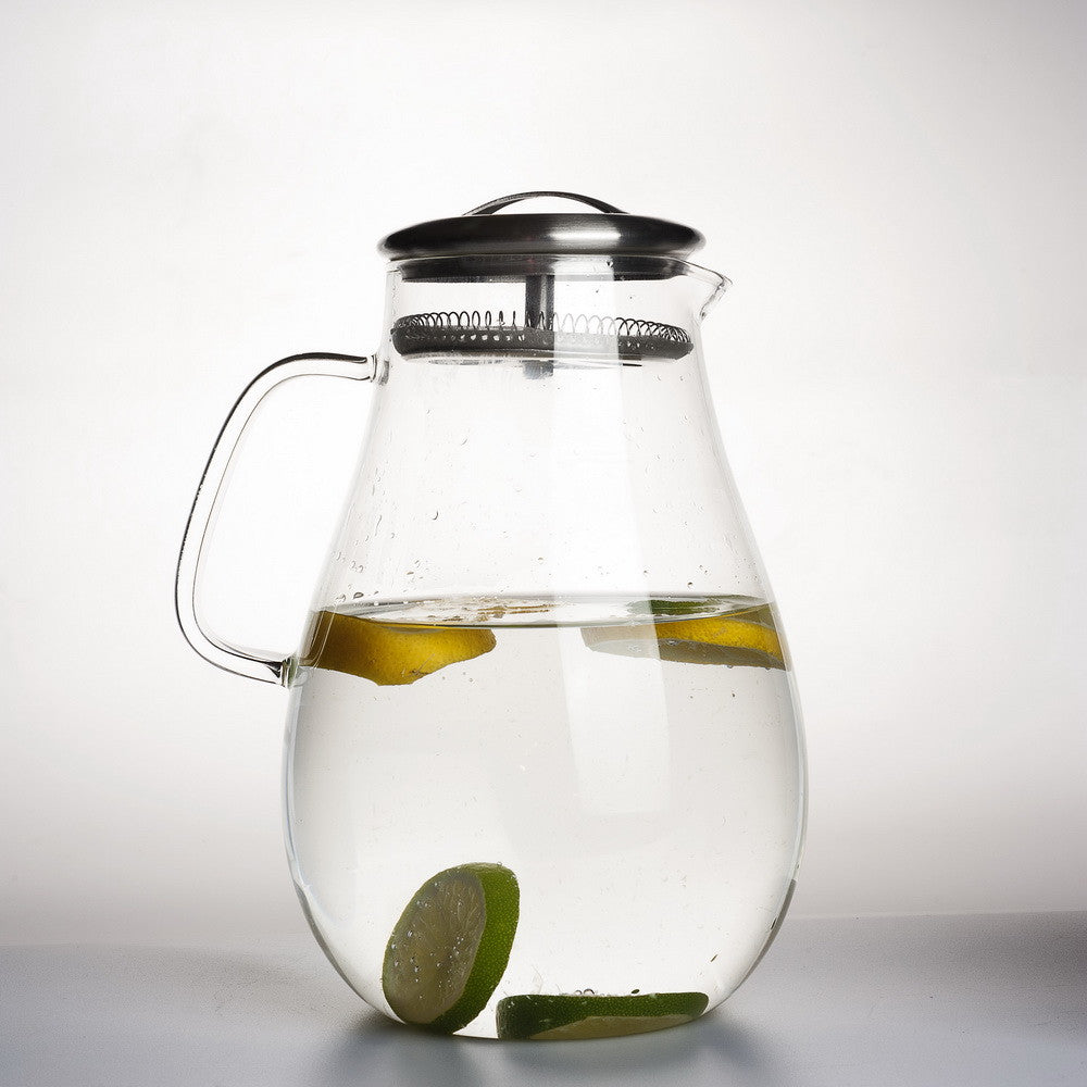Juice Glass Jar