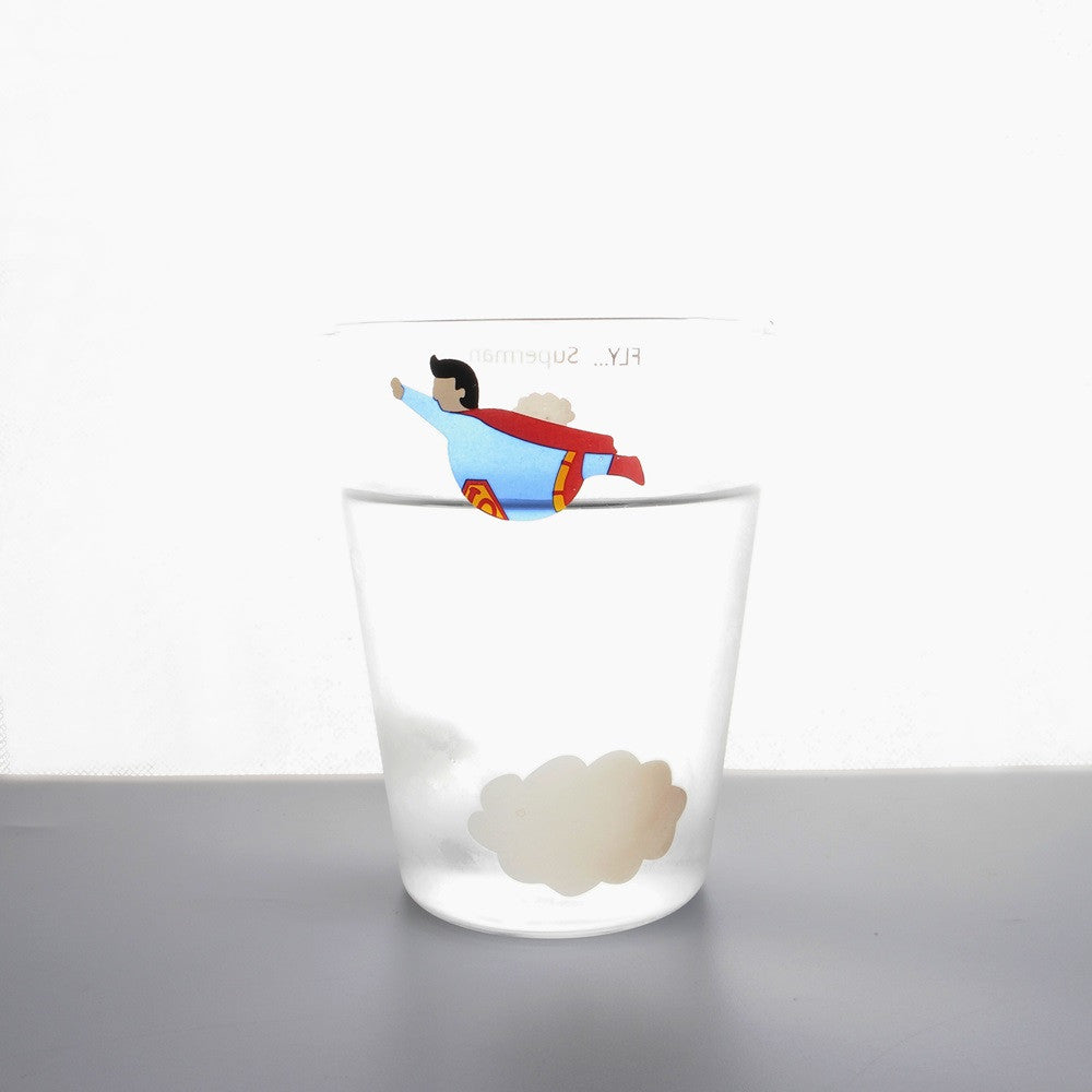 Flying Superman Cup