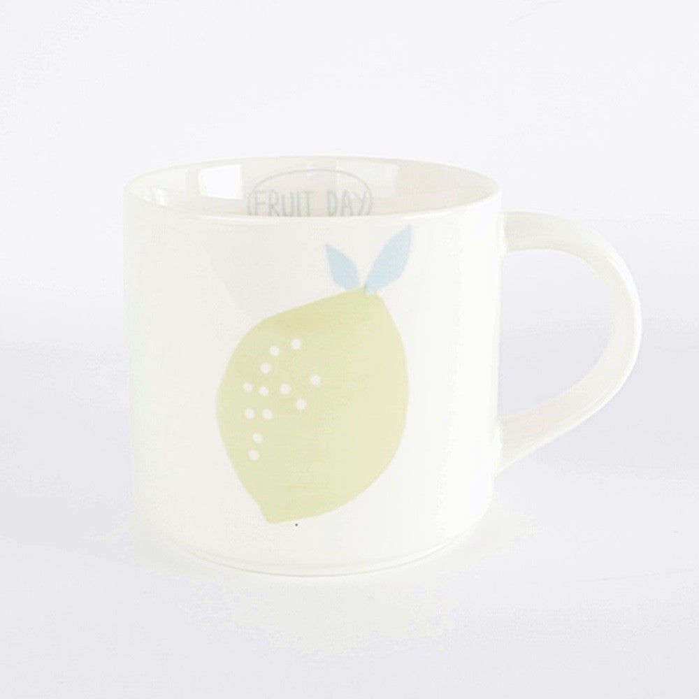 Lemon Fruit Day Cup