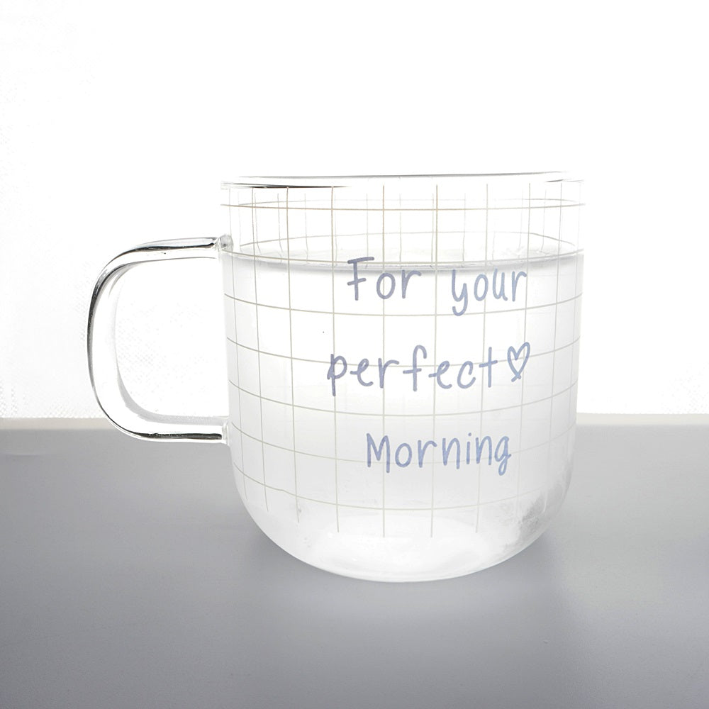 For Your Perfect Morning Cup