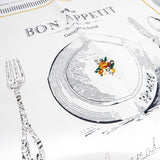 Bon Appetit Table Mat