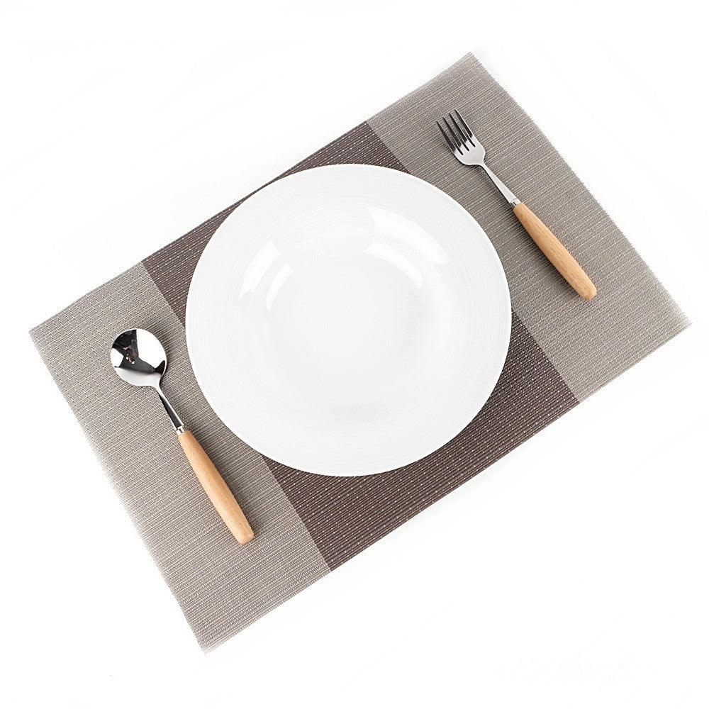 Berthold 2 Tone Table Mat