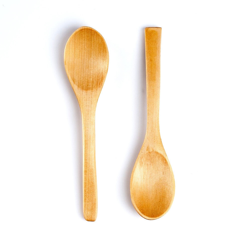 Wooden spoon set of 2