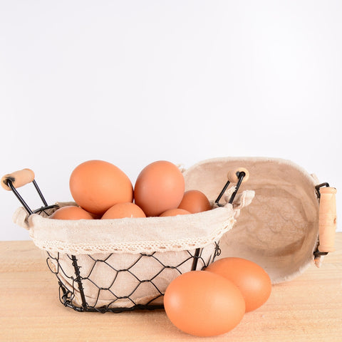 Food Storage Lace Basket
