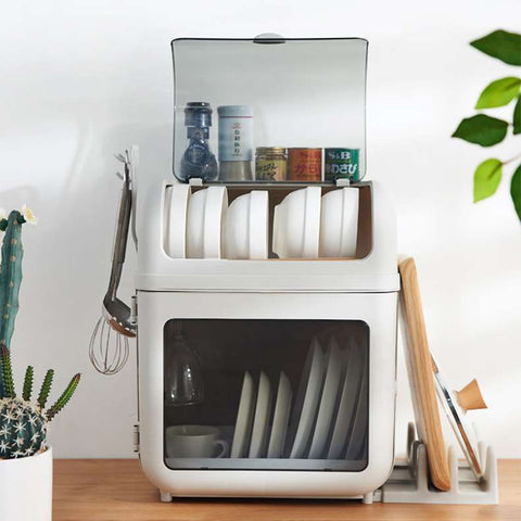 Kitchen Drying Dish Rack Storage Organizer