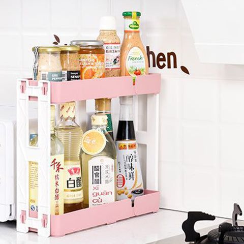Multipurpose 2-Tier Storage Rack