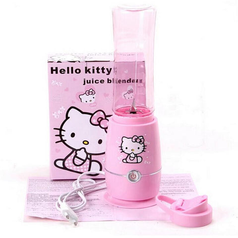 Hello Kitty Mini Juicer and Blender