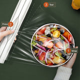 Cling Film Cutting Box With Cling Wrap Set