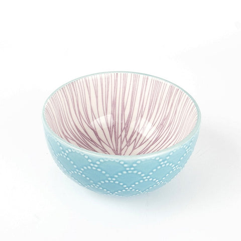 Embossed Scallop Bowl