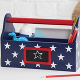 Carry Caddy-Navy & White Star