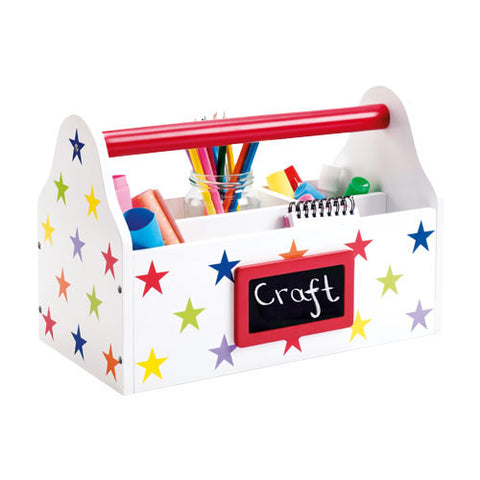 Carry Caddy-Rainbow Star