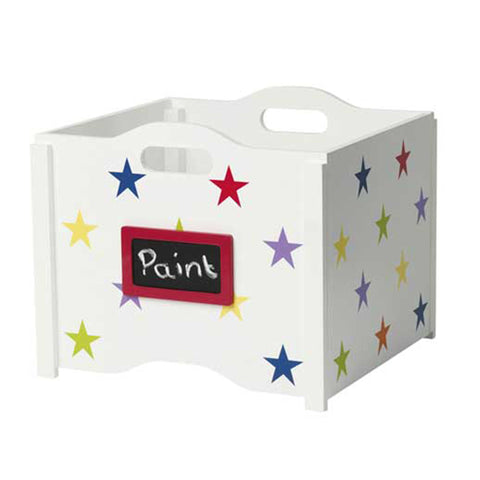 Stacking Toy Box - Rainbow Star