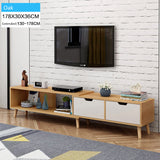 Simple Modern Length Adjustable TV Console(3 Colors)