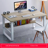 Basic Desktop Study Table With Storage