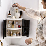 Multipurpose Corner Storage Organizer - Small