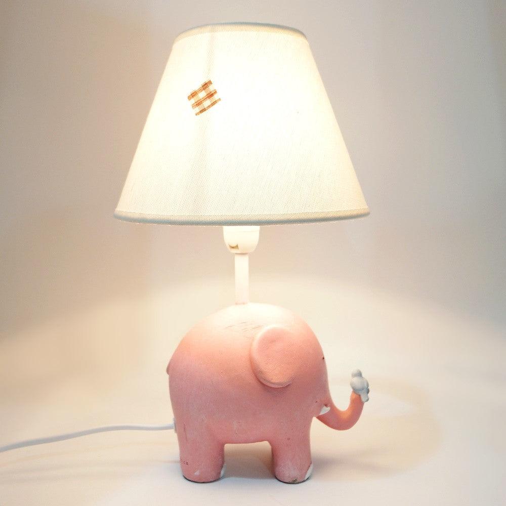Elephant with Chick Lamp