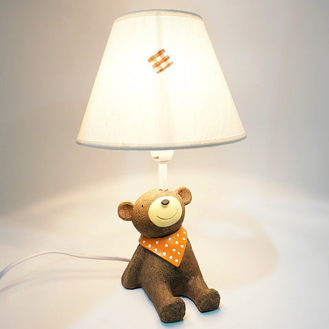 Bear lamp *Comes with Display Item
