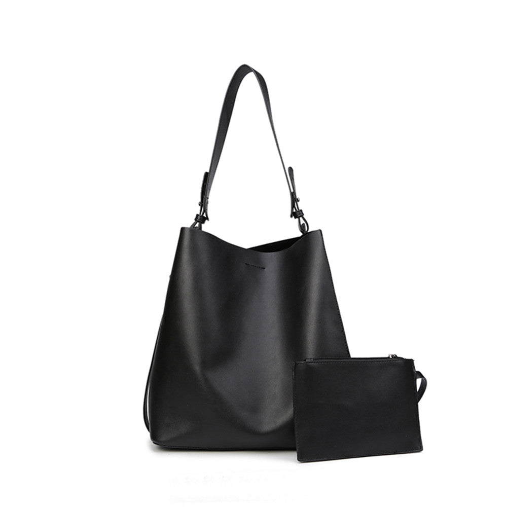 Vada Shoulder Tote Bag