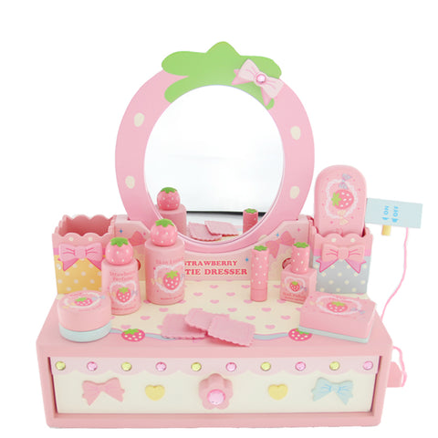 Mother Garden Strawberry Cutie Dresser