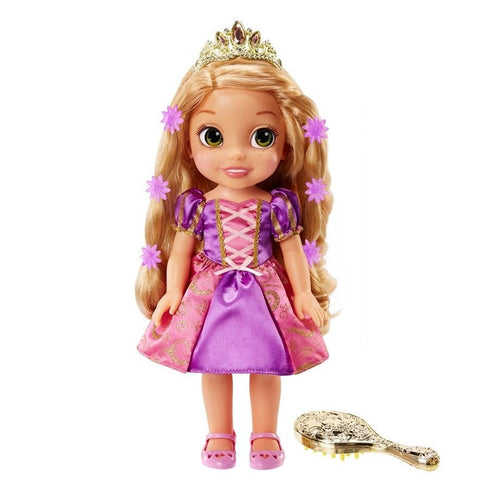 Disney Princess - Hair Glow Rapunzel Toddler Doll