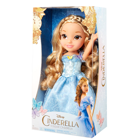 Cinderella Live Action Toddler Doll