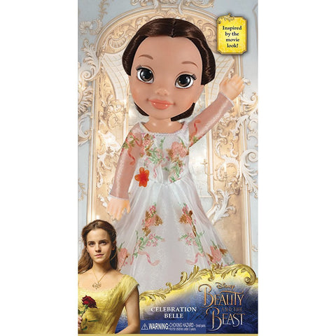 Disney Beauty & The Beast Live Action Royal Celebration Belle