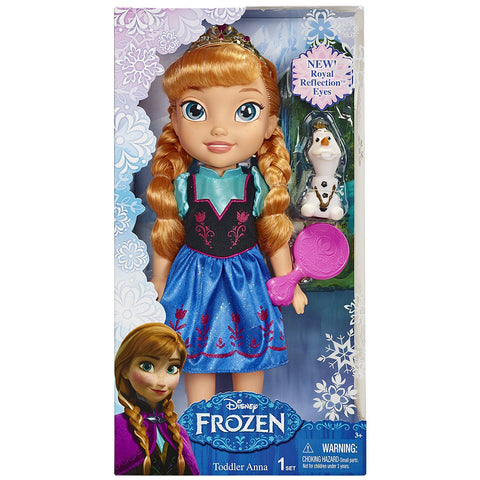 Frozen Live Action Toddler Anna