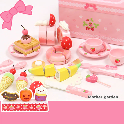 Mother Garden Sweet Cafe Ribbon Set