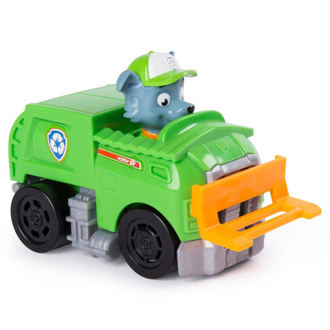 Paw Patrol Rescue Racer - Rocky With Feature