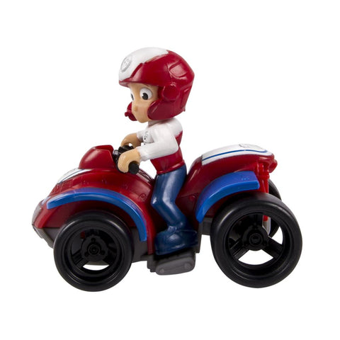 Paw Patrol Rescue Racer - Ryder With Feature