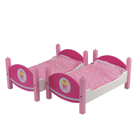 ELC Cup Cake  Doll'S Bunkbeds