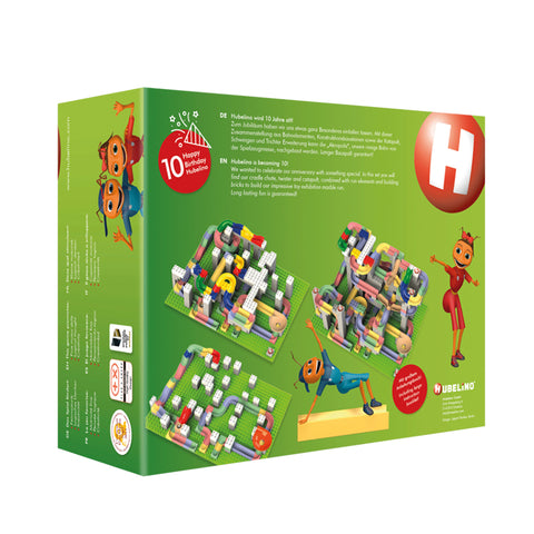 Hubelino Anniversary Building Box (525 pieces)