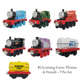#2.Learning Curve Thomas & Friends - 7 Pcs Set