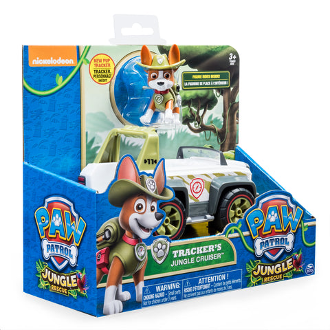 Paw Patrol Tracker's Jungle Cruiser