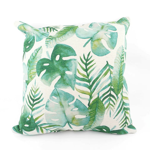 Tropical Gradient Cushion
