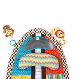 Sozzy Multifunctional Baby Tummy Time Playmat- Educational & Learning Toy