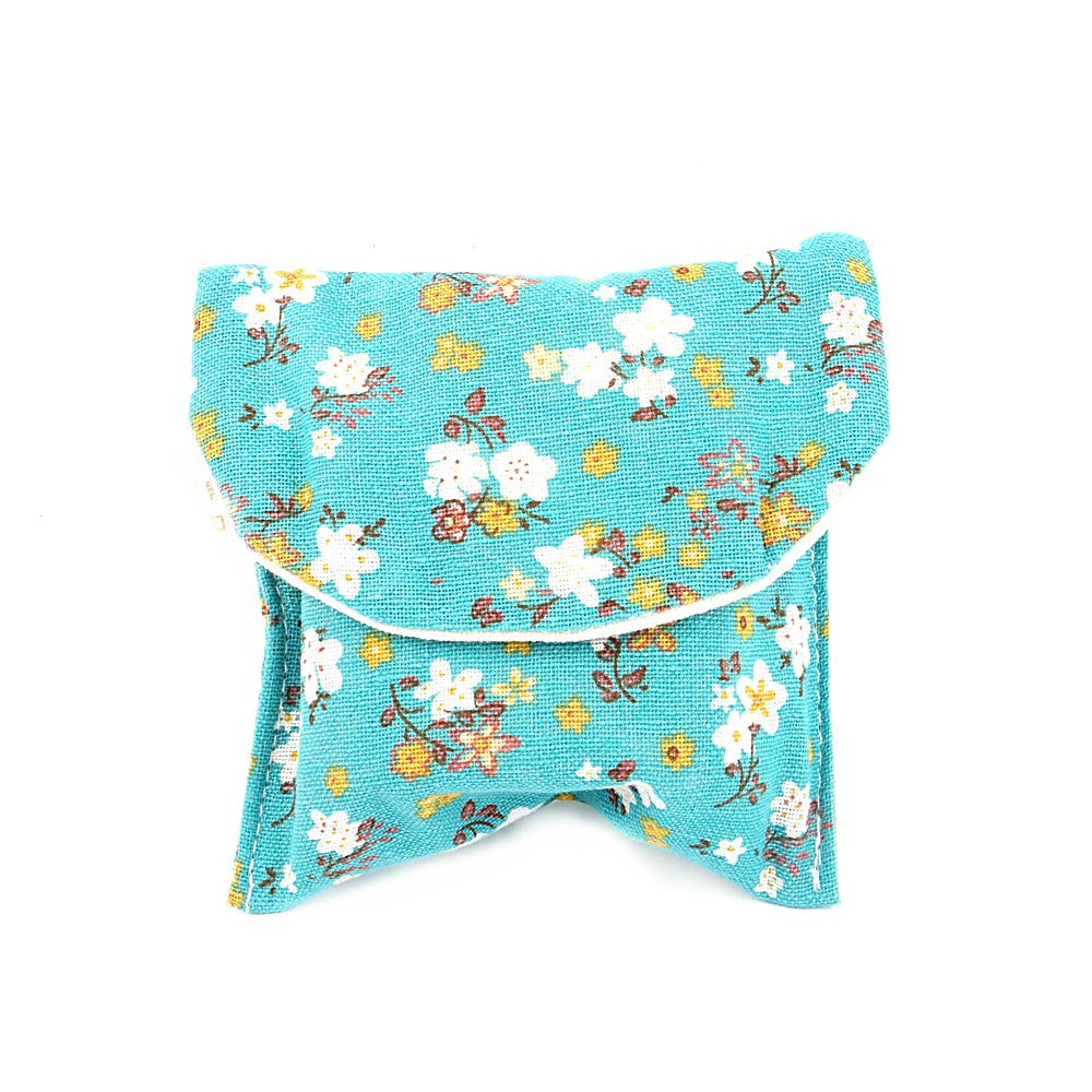 Flower of Paradise  Pouch