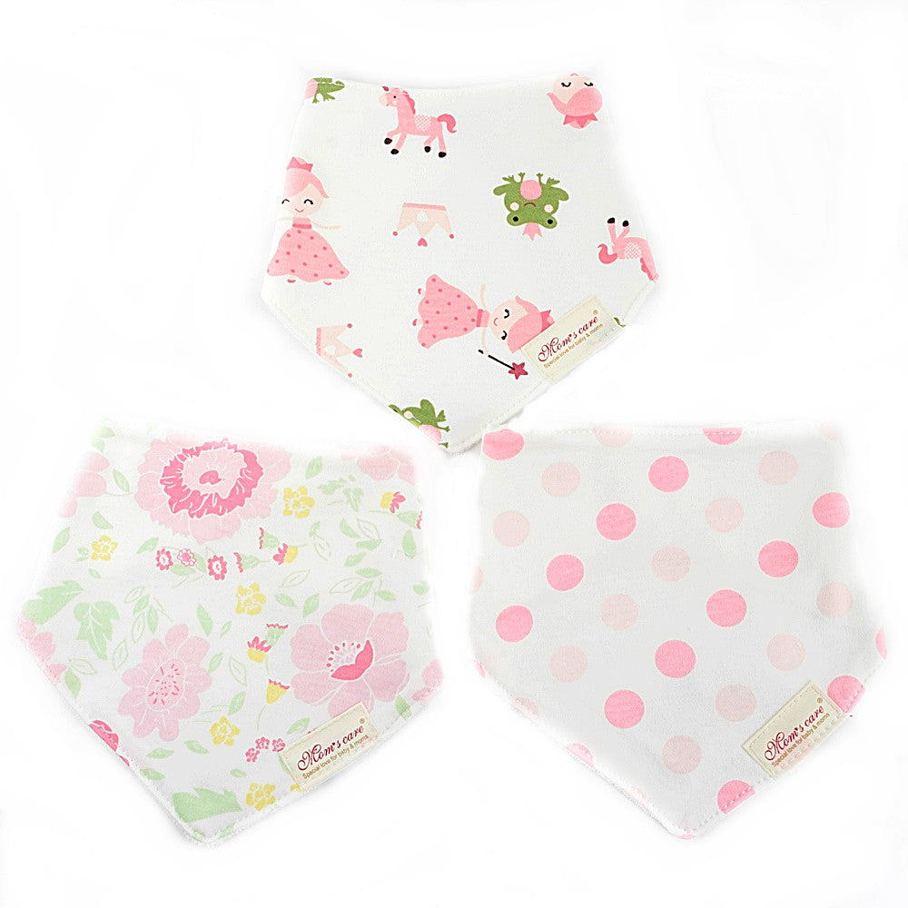 Little Princess Bib Set of 3