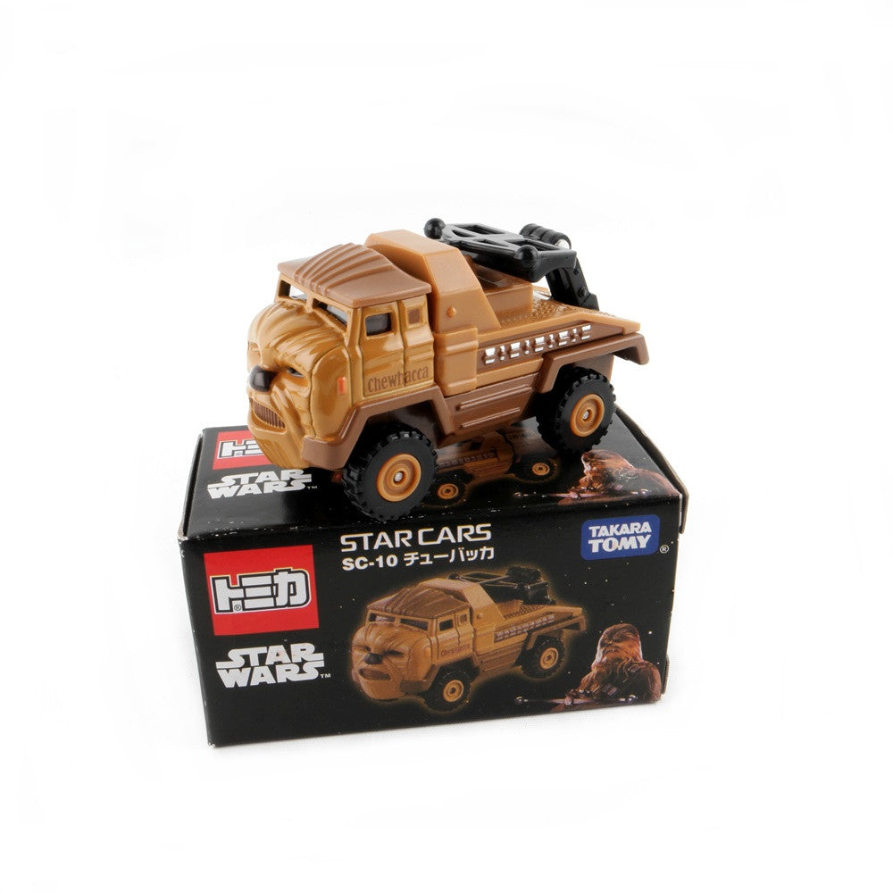 Takara Tomy  Star Wars  Cars  SC-10 Chewbacca