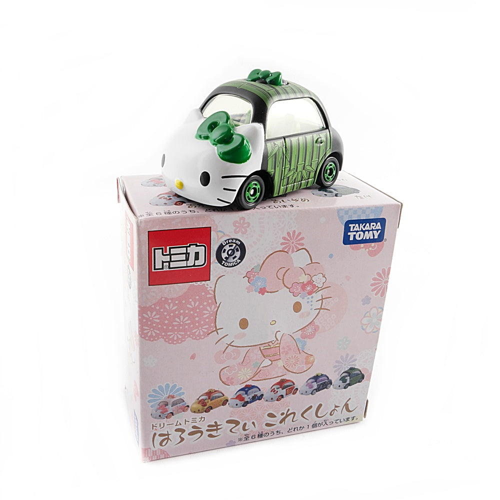 Takara Tomy Limited Edition Sakura Hello Kitty(Green)