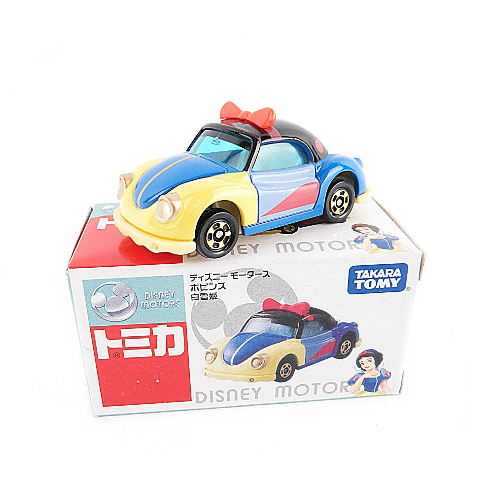 Takara Tomy Disney Motors Poppins Snow White