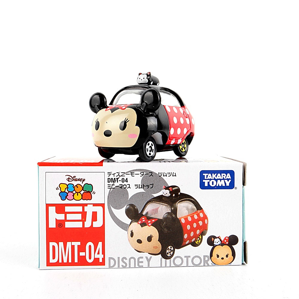 Takara Tomy DMT-04 Minnie Mouse