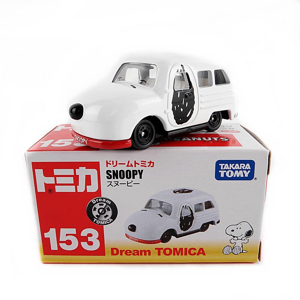 Dream Tomica 153 Snoopy