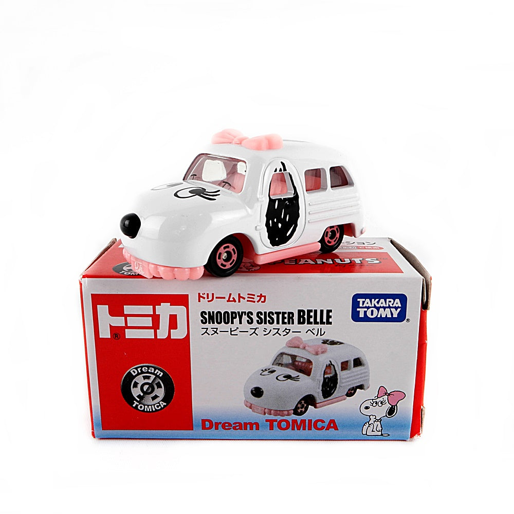 Dream Tomica  Snoopy's Sister Belle