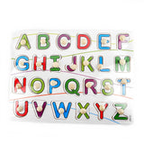 Baby Wooden Alphabet Puzzle Board
