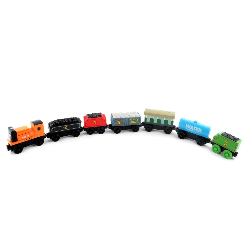 Thomas & Friends Wooden Railway  - Rusty Set