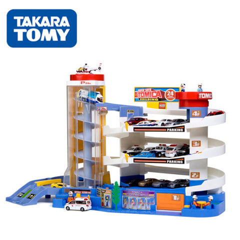 Takara Tomy Super Auto Tomica Building