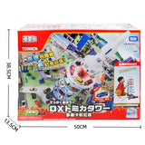 Takara Tomy Tomica World DX Tomica Tower High-Speed Elevator 7 Lighting