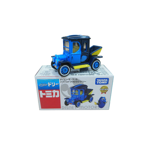 Takara Tomy Tomica Disney Finding Dory High Hat Classic Dory