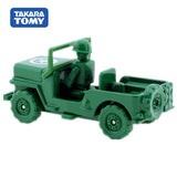 Takara Tomy Tomica Toy Story TS-05 Green Army Men & Military Truck